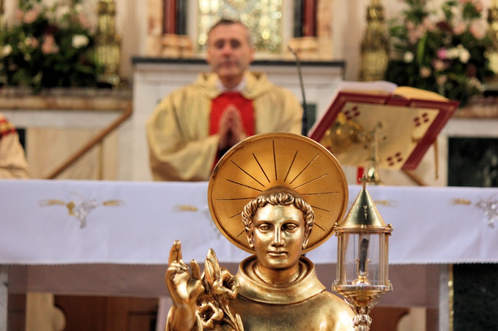Mass with relic